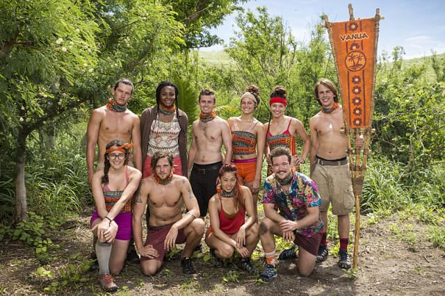 Vanua tribe on Survivor: Millennials Vs. Gen-X