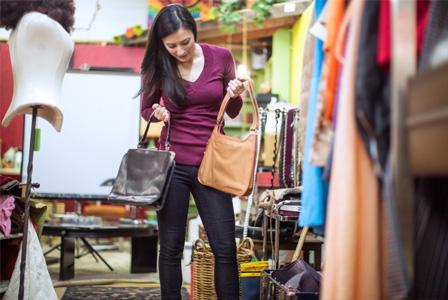 Consignment shopping tips for the budget
