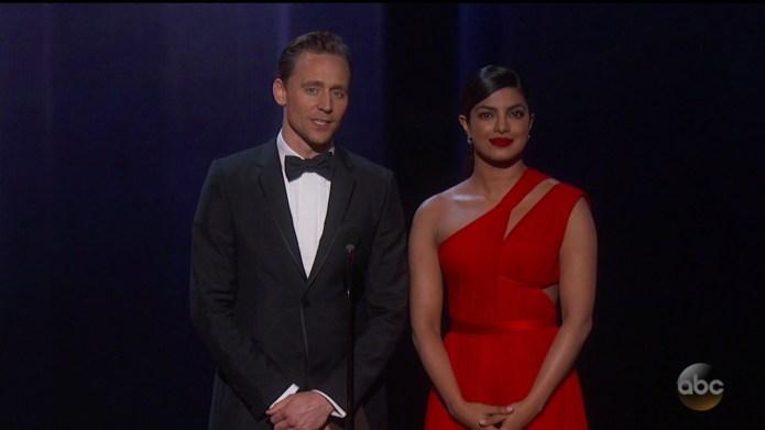 Tom Hiddleston didn't win an Emmy,