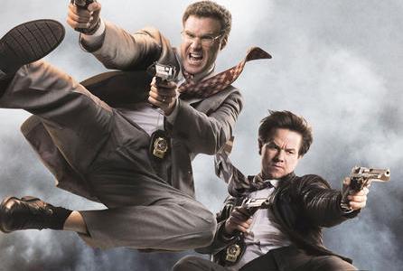 Will Ferrell, Mark Wahlberg and Adam