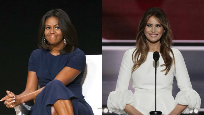 The problem with Melania Trump's RNC