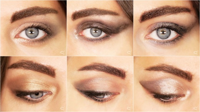 Smoky Eye looks you can create