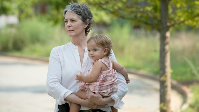 10 Walking Dead characters that could