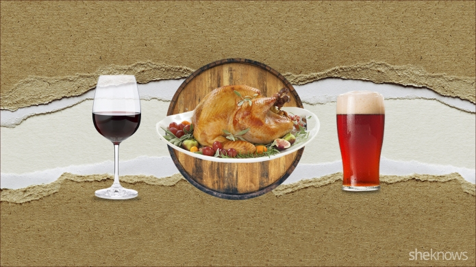 Holiday food and drink pairings your