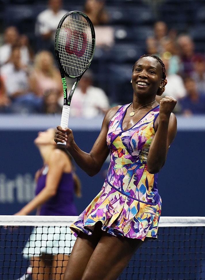 Venus Williams fitness diary1