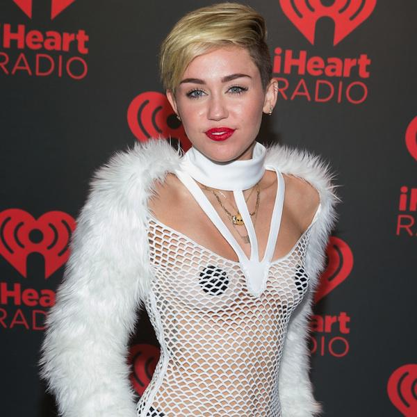 Yikes! Miley Cyrus is a hot