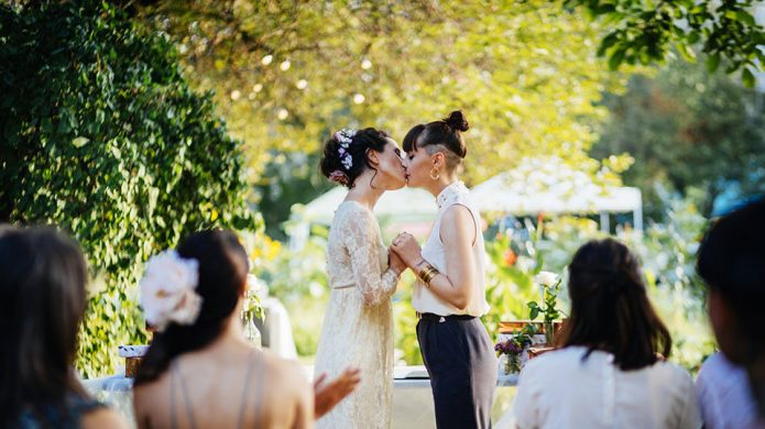 Married Gay Couples Are Healthier Than