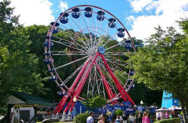 Lake Compounce Family Theme Park –