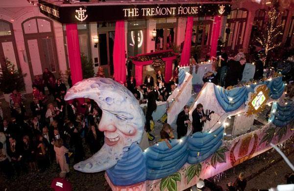 Mardi Gras, Galveston style!