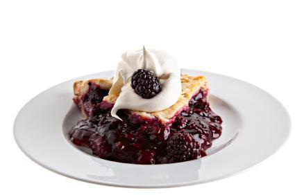Blackberry Lemon Thyme Pie