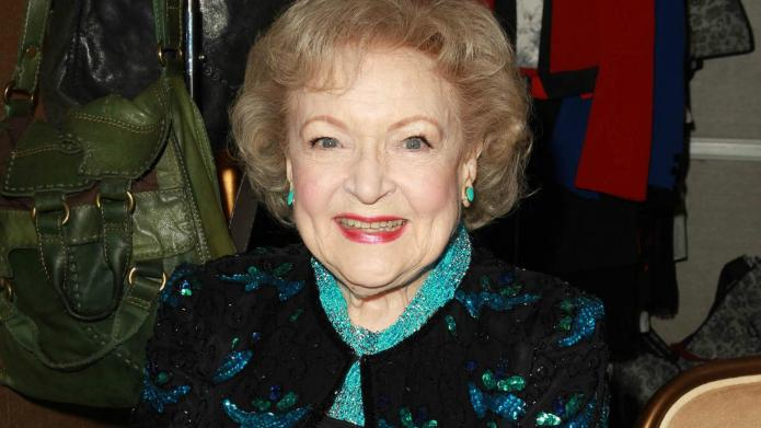 Betty White's hula-inspired 93rd birthday surprise