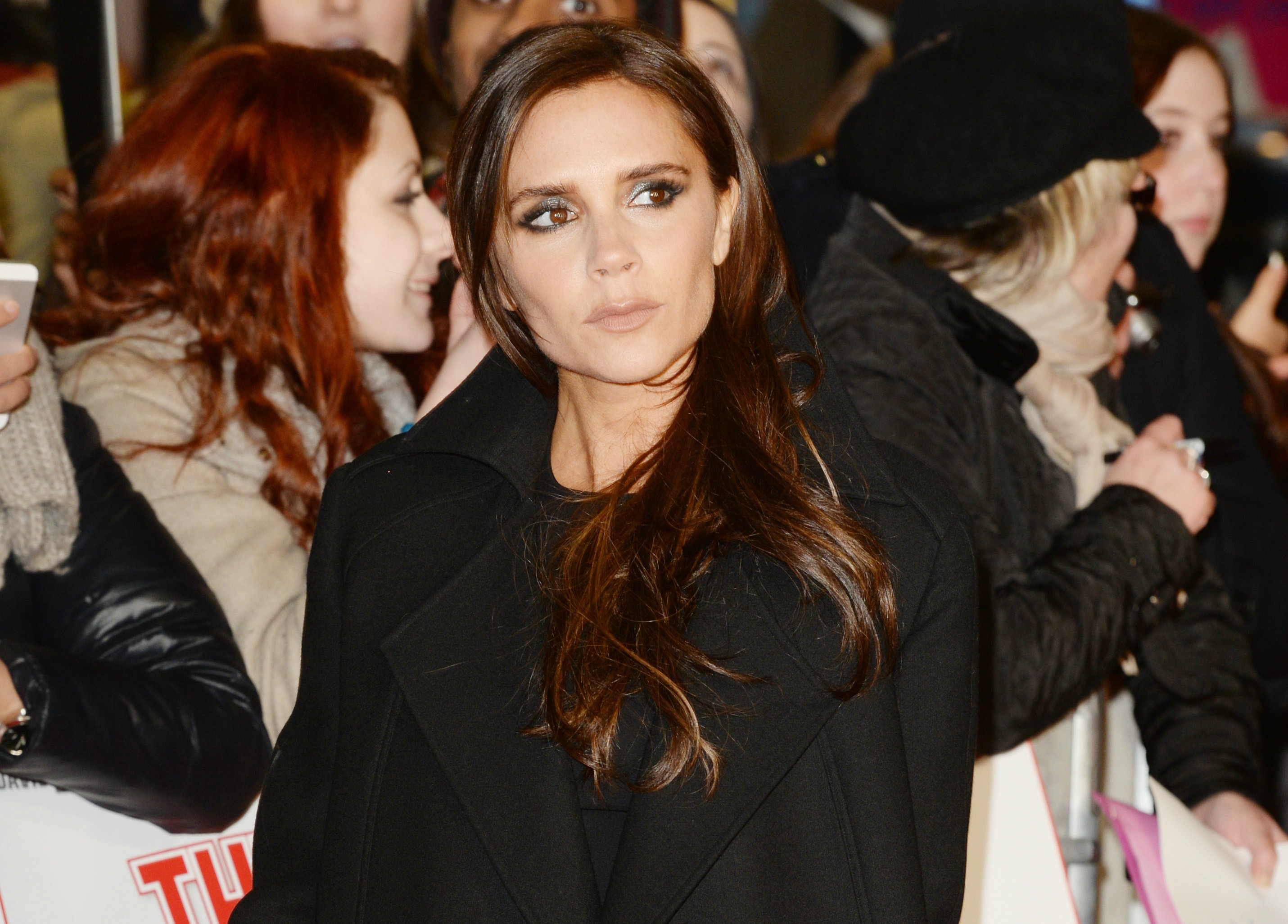 Reports claim that Victoria Beckham declined Kim Kardashian's wedding gown commission