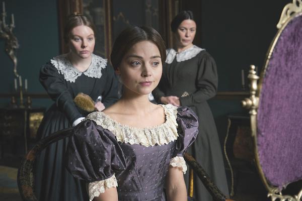 Victoria PBS Ladies In Waiting
