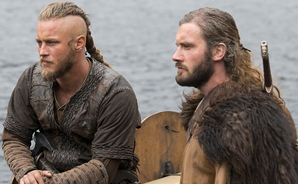 Vikings brotherly love and death