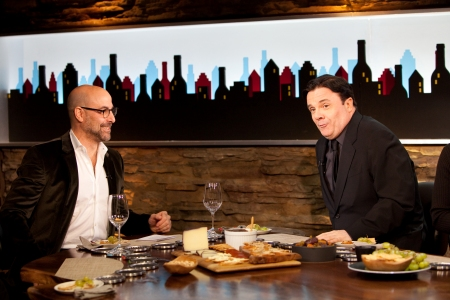 Vine Talk starring Stanley Tucci and Nathan Lane