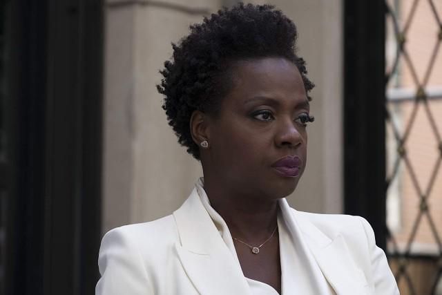 Photo of Viola Davis in 'Widows'