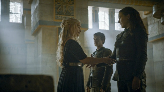 A Game of Thrones Dany, Yara