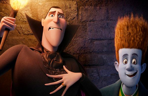 Hotel Transylvania bites off competition for