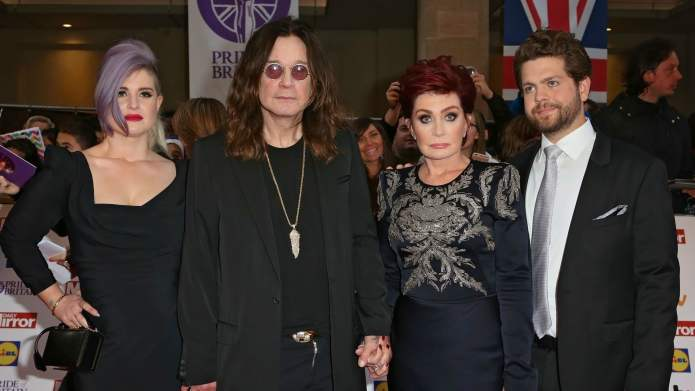 Kelly Osbourne credits Robin Williams for