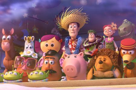 Sneak peek of Toy Story: Hawaiian
