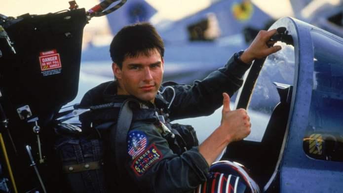 Tom Cruise Says Top Gun Is