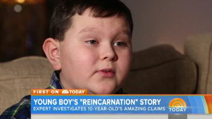 Boy's nightmares tied to chilling claims