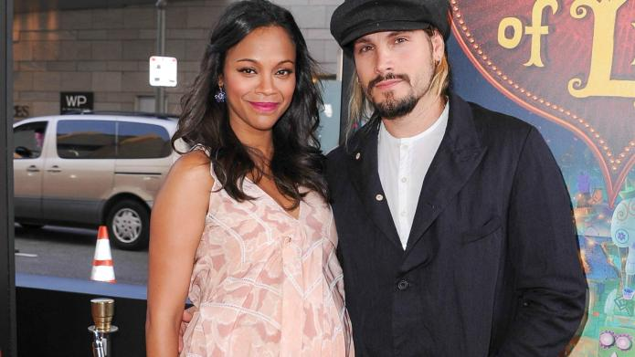 Mommy tweets: Zoe Saldana's twins, plus