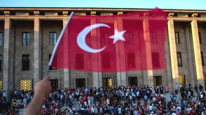 Turkey's coup is no laughing matter,
