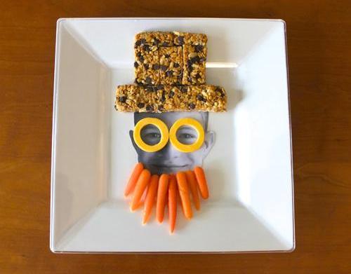 Photo plates for edible art
