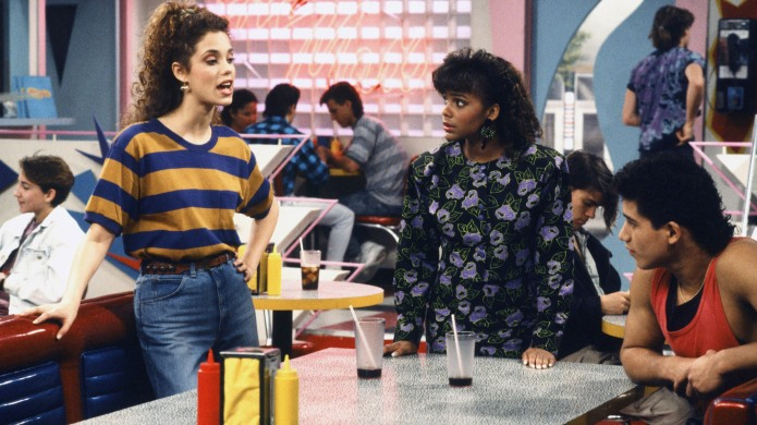 """SAVED BY THE BELL -- """"From"""