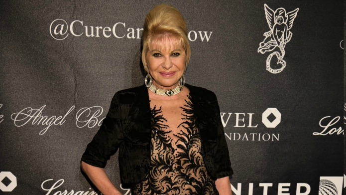 Donald Trump's ex-wife Ivana has her