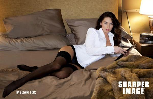 Sneak peek: Megan Fox is the