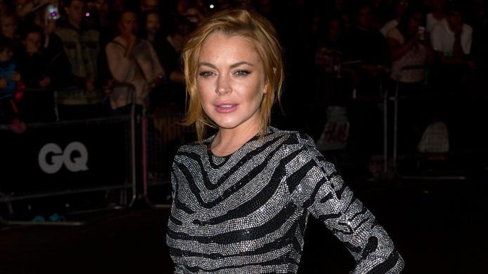 Lindsay Lohan tough enough to handle