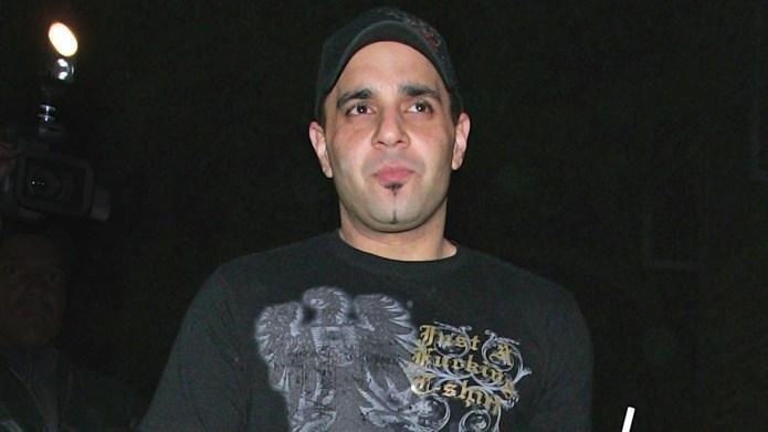 Britney Spears' former manager Sam Lutfi
