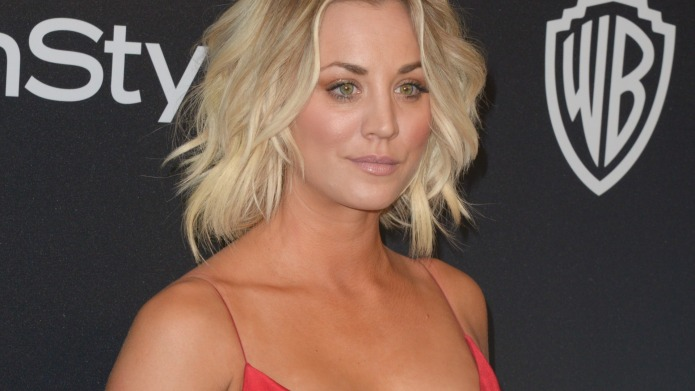 Kaley Cuoco is reportedly completely 'smitten'