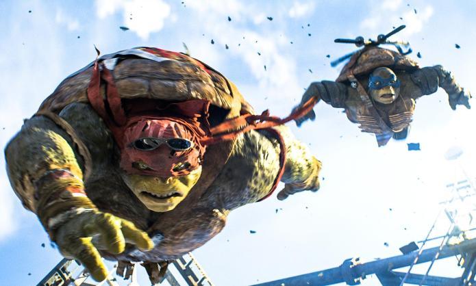 Teenage Mutant Ninja Turtles: 17 Fun
