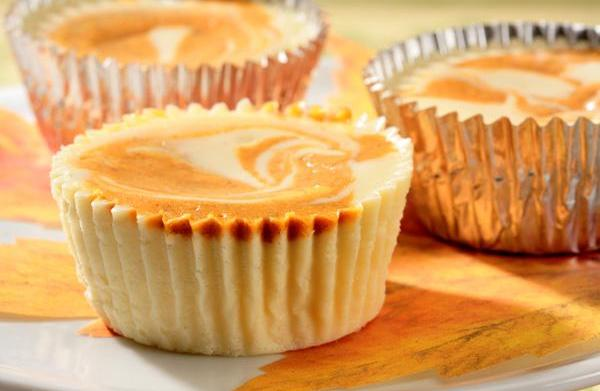 3 Sweet pumpkin recipes