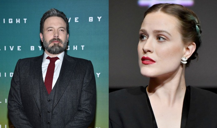 Evan Rachel Wood Is Not Ben