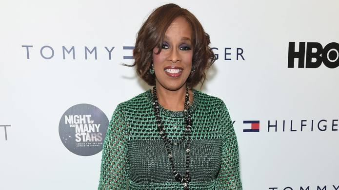 Gayle King Stands With the Women