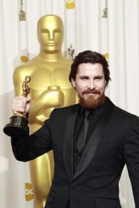 Christian Bale chats winning Best Supporting