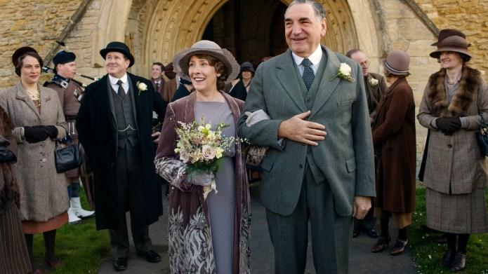 Downton Abbey Part Three - Sunday,