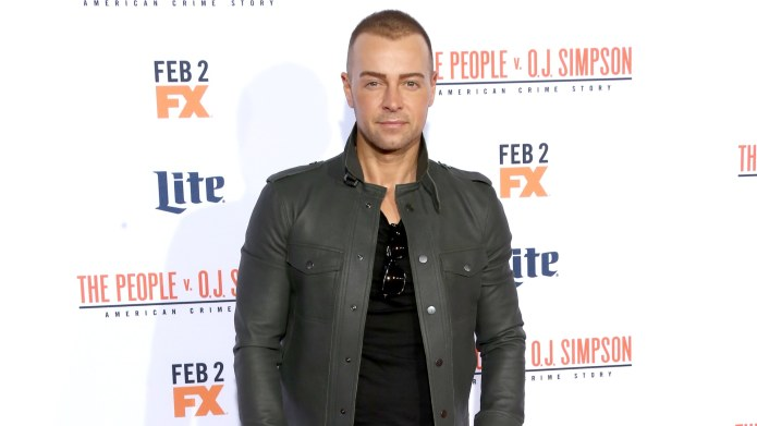 Joey Lawrence's Bankruptcy Case Finally Comes