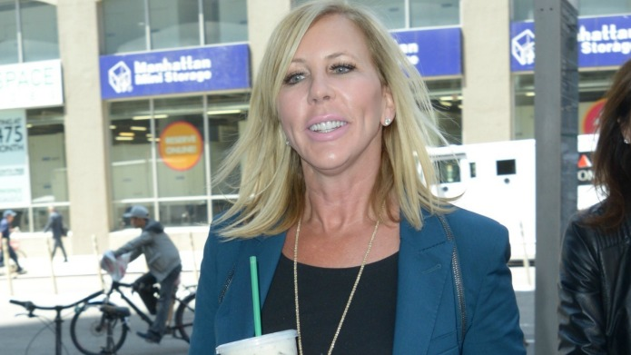 Vicki Gunvalson feels 'sadness and betrayal'