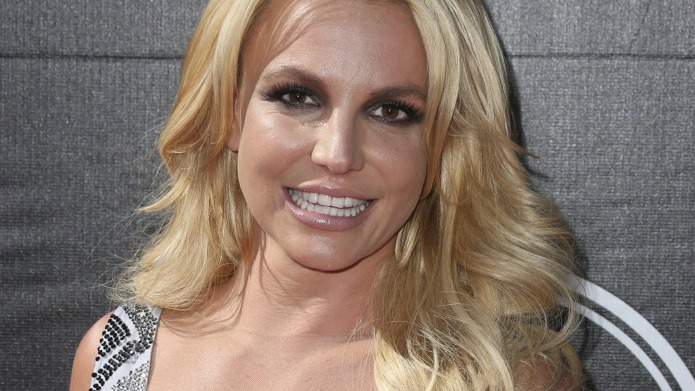 Britney Spears' throwback photo with a