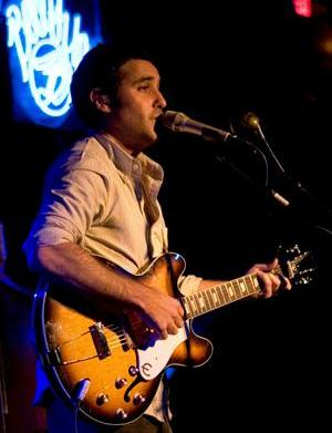 Joshua Radin finding Simple Times