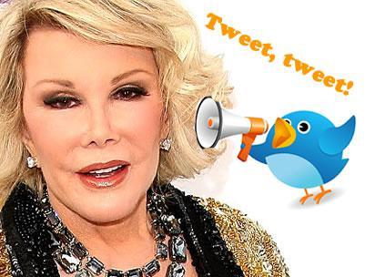 Twit me! Celebs react to royal