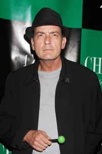 Charlie Sheen is not winning in