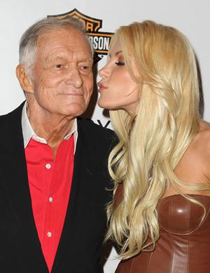 Hef prefers board games to sex,