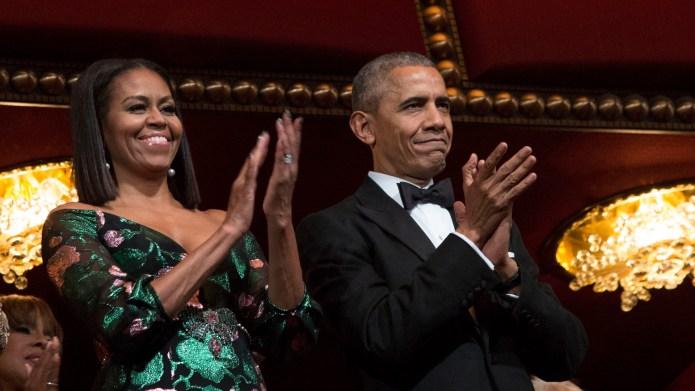 Barack Obama's Shoutout to Michelle Obama