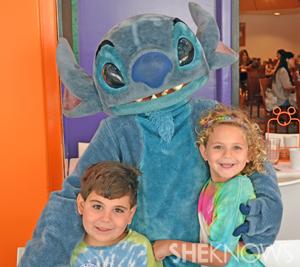 Walmark kids at Disney